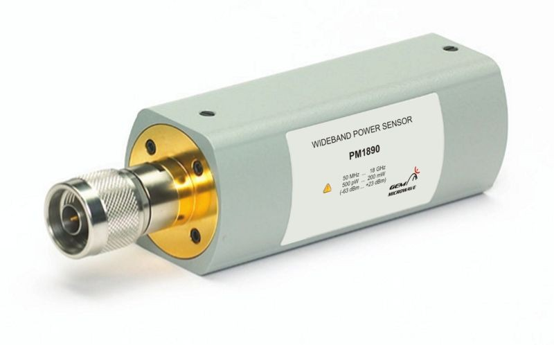 PM1890 RF and Microwave Wideband Power Sensor / Meter (50MHz to 18GHz)