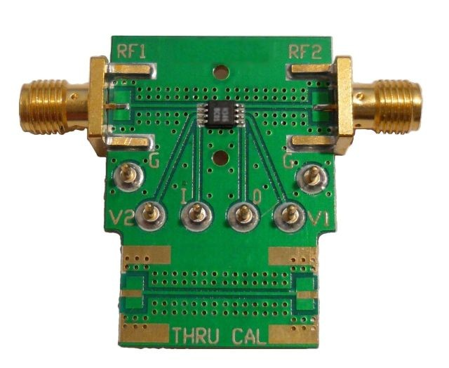 DC - 8GHz Voltage Variable Attenuator