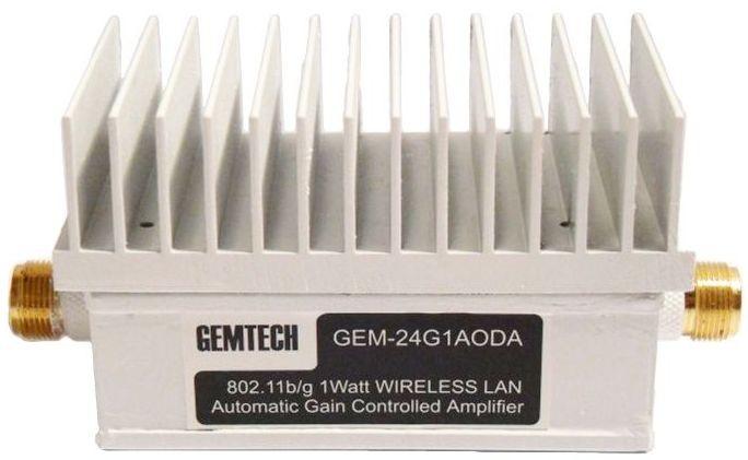 1 Watt Bi-Directional Automatic Gain Controlled Outdoor Amplifier
