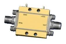 LNA2042 Wideband Low Noise Amplifier Module 4 – 20 GHz
